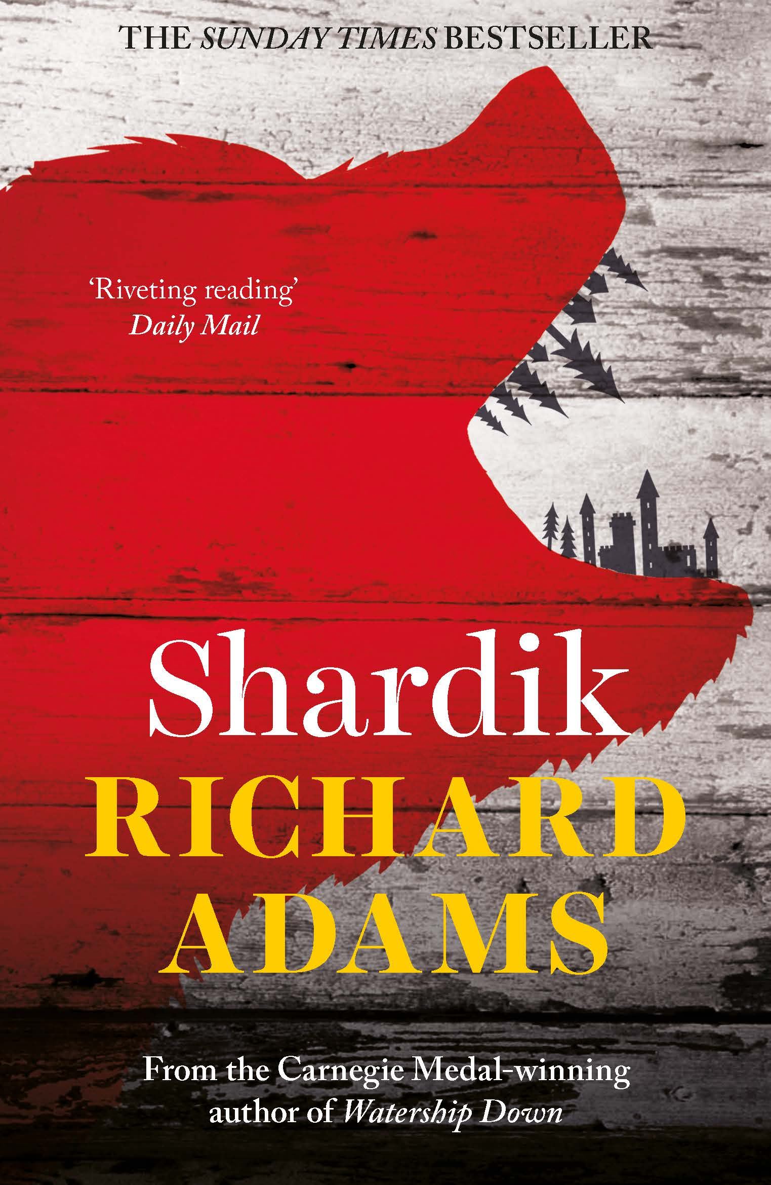 Shardik front cover